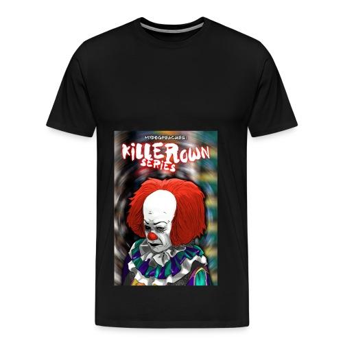 clown series - Men's Premium T-Shirt