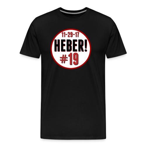 HEBER 2017 - Men's Premium T-Shirt