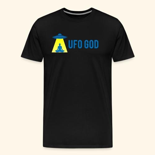 UFO GOD - Men's Premium T-Shirt