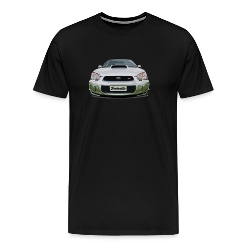 Subaru WRX Second Generation - Men's Premium T-Shirt
