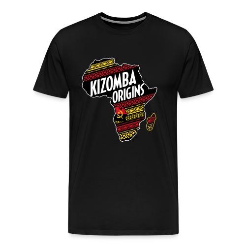 kizomba origins - Men's Premium T-Shirt