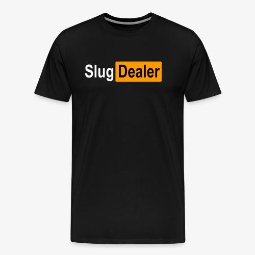 Black Apparel PornHub Logo - Men's Premium T-Shirt