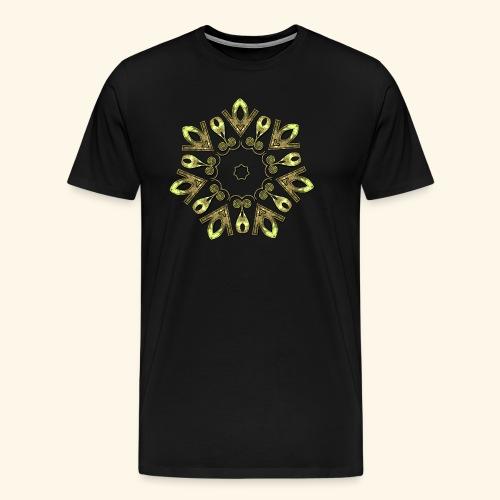 Celtic Motif - 3 - Men's Premium T-Shirt
