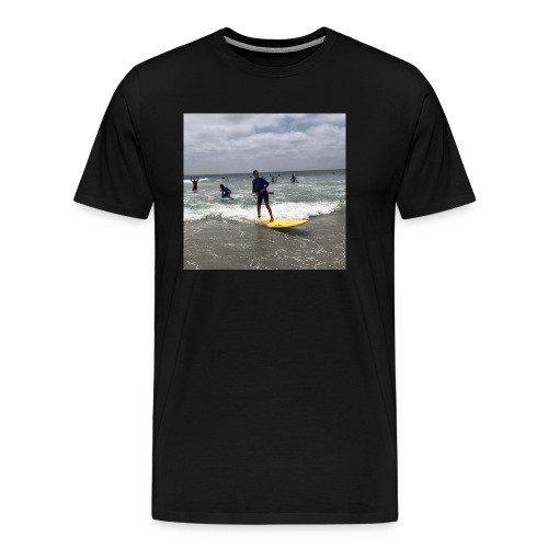 Surfer Girl - Men's Premium T-Shirt
