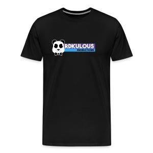 RDKULOUS logo - Men's Premium T-Shirt