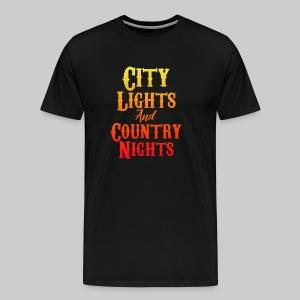 Citylights - Men's Premium T-Shirt