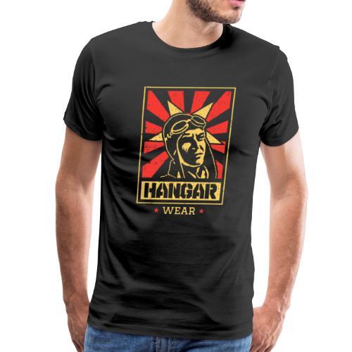Hangar Wear - Men's Premium T-Shirt