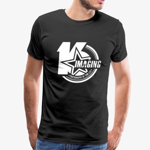 16 Badge White - Men's Premium T-Shirt