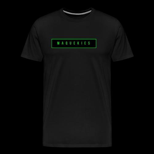 Maquekies Merch - Men's Premium T-Shirt