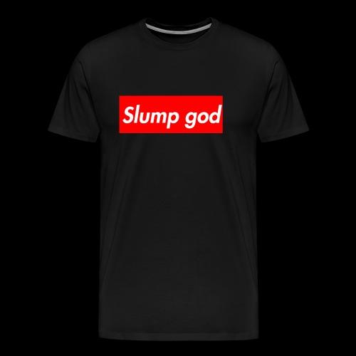 supreme god - Men's Premium T-Shirt