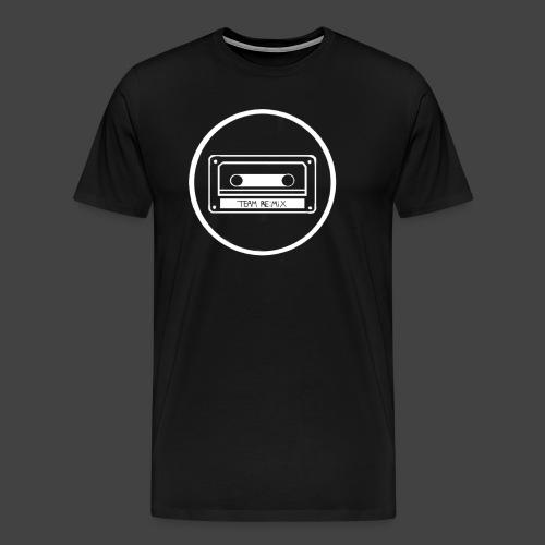 team remix white variant - Men's Premium T-Shirt