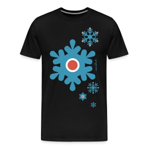 Peri Christmas - Men's Premium T-Shirt