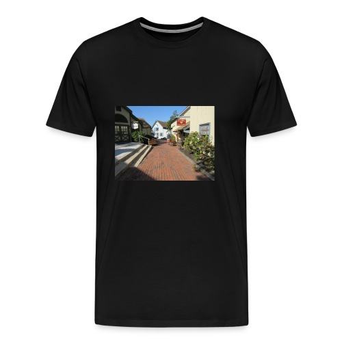 Historic Village - Men's Premium T-Shirt