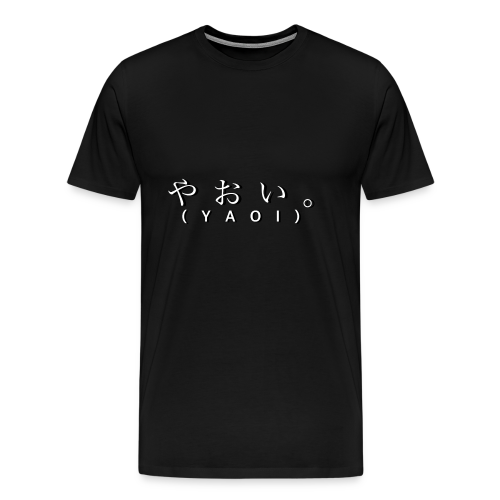 Love Yaoi - Men's Premium T-Shirt