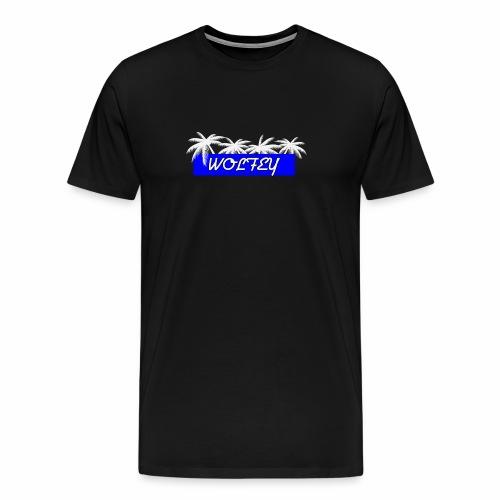 Supreme Trees (WhiteEDI) - Men's Premium T-Shirt