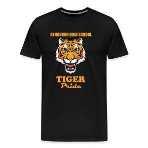 BHS Tiger Pride - Men's Premium T-Shirt