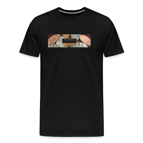 davidscointravels - Men's Premium T-Shirt