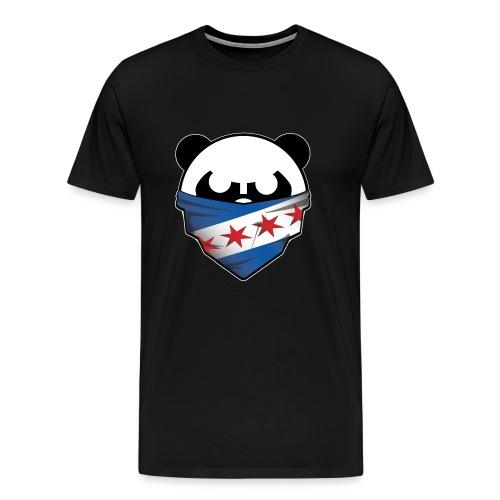 EDMPanda Logo - Men's Premium T-Shirt