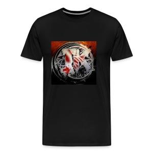 Insane Killa Logo Design - Men's Premium T-Shirt