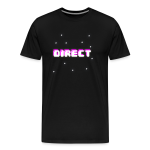 DirectShop Official T-Shirt - Men's Premium T-Shirt