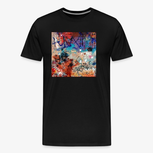 trippy turtle - Men's Premium T-Shirt
