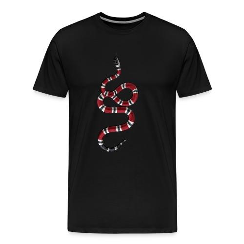 SERPENT SNAKE - Men's Premium T-Shirt