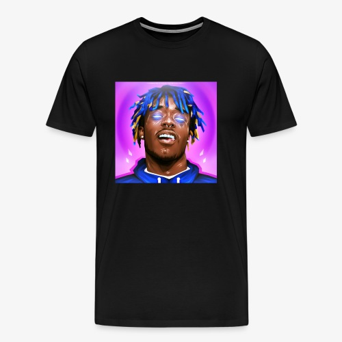 LUV is Rage - Men's Premium T-Shirt