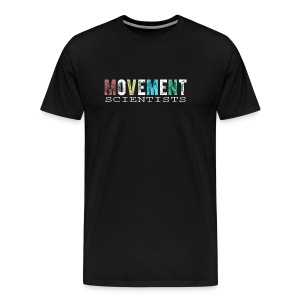 Movement Scientists - Men's Premium T-Shirt