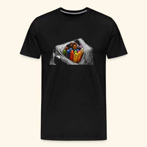 Hand+science - Men's Premium T-Shirt