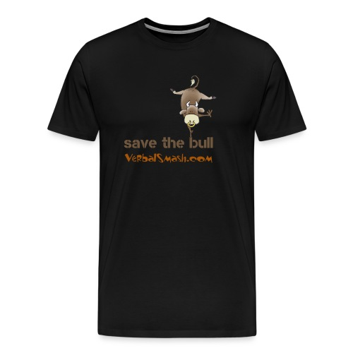 Save the Bull - Men's Premium T-Shirt