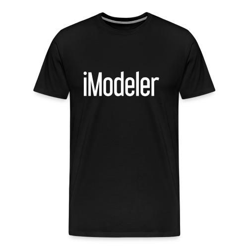 The iModeler Pure T-Shirt - Men's Premium T-Shirt