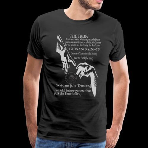 The Trust of Truth! - Men's Premium T-Shirt