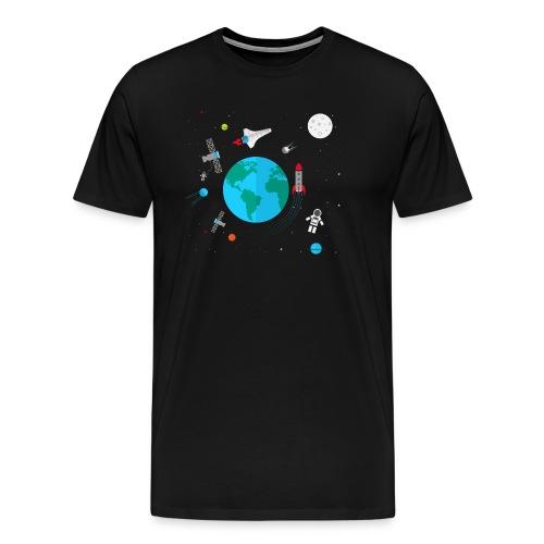 Z Space - Men's Premium T-Shirt