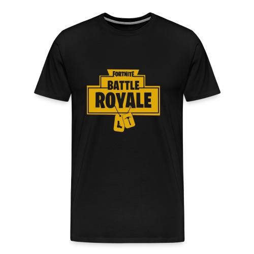 Battle Royale game - Men's Premium T-Shirt