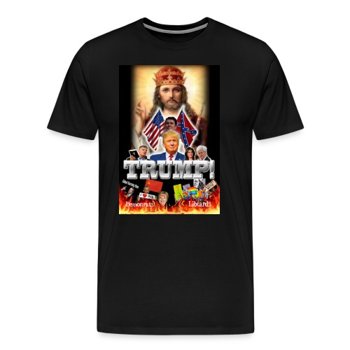 Support Trump - Men's Premium T-Shirt
