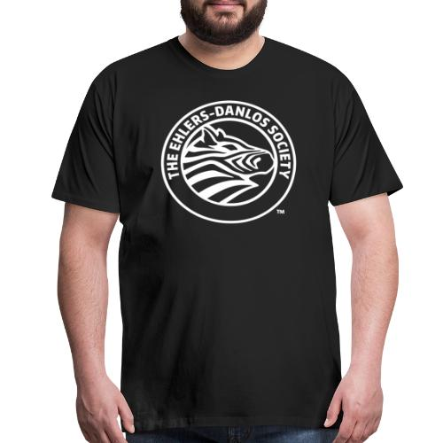 Ehlers-Danlos Society - Official Seal - Men's Premium T-Shirt