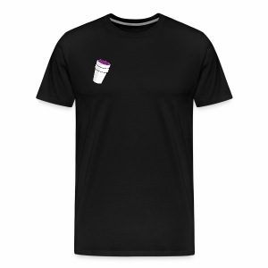 purple drink - Men's Premium T-Shirt
