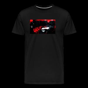 Old Channel Art - Men's Premium T-Shirt
