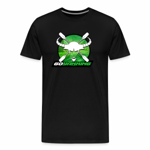 Go Yakking on Green - Men's Premium T-Shirt