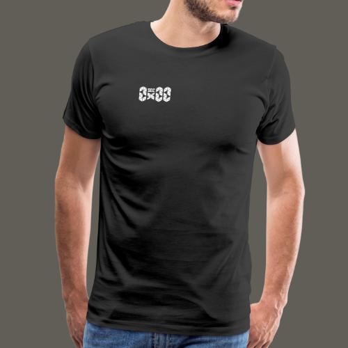 Square Compact - Men's Premium T-Shirt