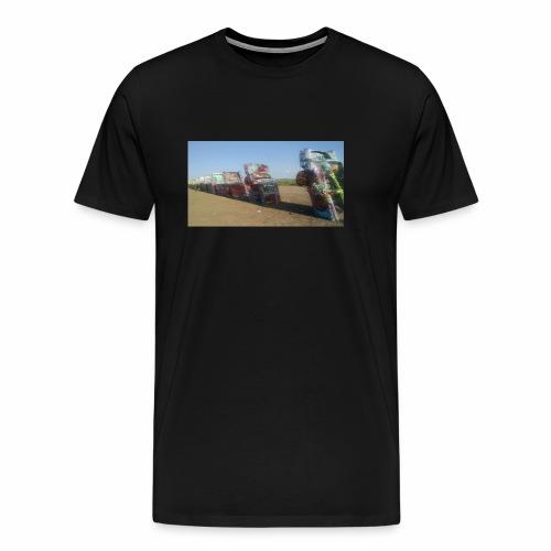 ATT 1440265995634 IMG 20150818 174344267 - Men's Premium T-Shirt
