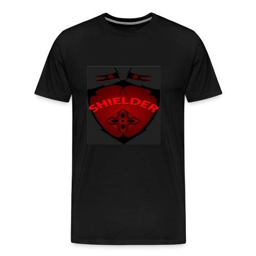 Shielder Logo - Men's Premium T-Shirt