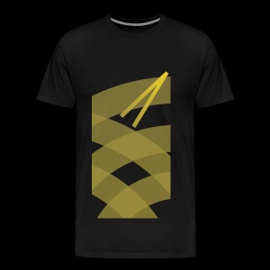 Rising Break The Cycle Gold fury - Men's Premium T-Shirt