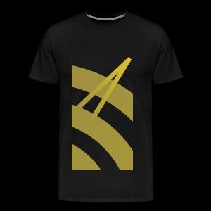 Rising Break The Cycle Gold - Men's Premium T-Shirt