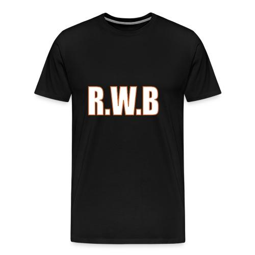 LOGOWORD2 - Men's Premium T-Shirt