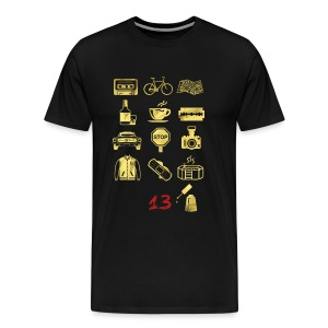 13 Reasons Why Icons - Men's Premium T-Shirt