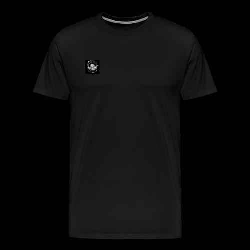 Space Donut - Men's Premium T-Shirt