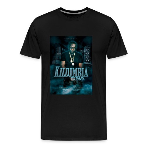 Killumbia, USA Cash - Men's Premium T-Shirt