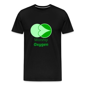 Worship Oxygen - Men's Premium T-Shirt