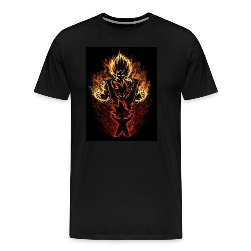 Dragon Ball 035 - Men's Premium T-Shirt